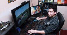 """La TV de Honduras presenta a un """"prodigio de la informática"""", pero él solo cambió un disco duro. El video comienza, y escuchamos lo siguiente: """"sólo tiene 14 años, pero Bader Canahuati ya es un prodigio en informática"""". Uno se imaginaría que ha creado una aplicación alucinante, o es emprendedor de alguna compañía puntera. Nada de eso, ese joven simplemente se atrevió a cambiar su disco duro de 500GB por uno de 1TB"""