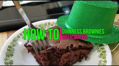 How To: Guiness Brownies -With Mandi