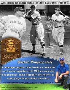 Joe Cronin, Boston Red Sox, MLB
