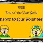***FREE***  In celebration of the End of the Year here is a FREE download of an easy original song that can be used to show your students' apprecia...