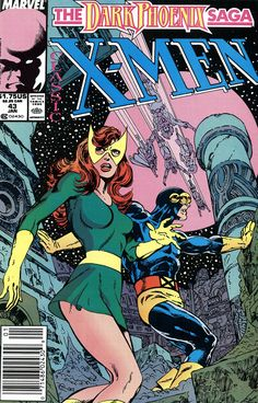 Classic X-Men N°43 (January 1990) - Cover by John Byrne. I still have this one :)