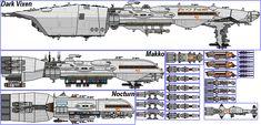 Vulpas Sector Pirate fleet by MarcusStarkiller on DeviantArt Spaceship Concept, Concept Ships, Star Wars Ships, Star Wars Art, Sci Fi Games, Alien Ship, The Last Ship, Star Wars Design, Capital Ship