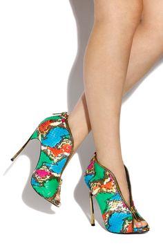 Lola Shoetique - Upscale Desire - Multi Snake, $199.99 (http://www.lolashoetique.com/upscale-desire-multi-snake/)  ||LUSTFORLIFE style RIGHTEOUS