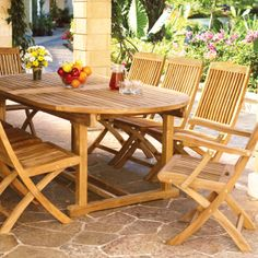the truth about teak… lasting sustainable style | inspired habitat