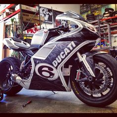 Ducati Photo by rolandsands • Instagram