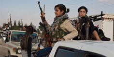 #Internacional  Curdos planean declarar una región federal en norte de Siria