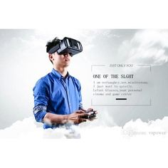 """An awesome Virtual Reality pic! """"GENG!!!! SAPA NAK TENGOK MOVIE/VIDEO & MAIN GAME DALAM 3D????"""" Lefant Latest 3D VR Glasses  About the product This isnewest.good quality helmet and super gamepadwhich works with any Android and IOS smartphone and 3D VR apps!. Let us see what they have done for this new Generation :  1. Pupillarydistance adjustmentrange up to58-70cmsuitable for each person 2. suitable forpeoplebelow 600degrees of myopiado not need to wearingglasses 3.  Use optical resin lenses…"""