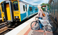 Bus, train or bike as an alternative to getting in the car.