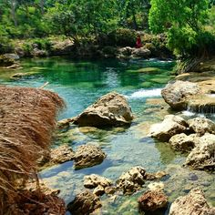 National Park and Bolinao, Pangasinan, Philippines