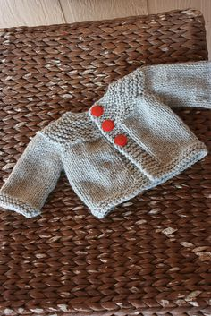 Quick Oats Cardigan By Taiga Hilliard Designs - Free Knitted Pattern - (ravelry)