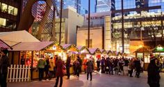 Christkindlmarket Chicago - Daley Plaza's Christmas Market