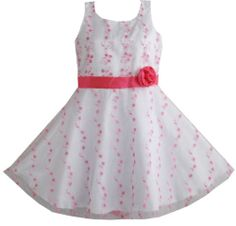 3 Layers Girls Dress Pink Lined Wedding Boutique Kids Size 2-10 NWT