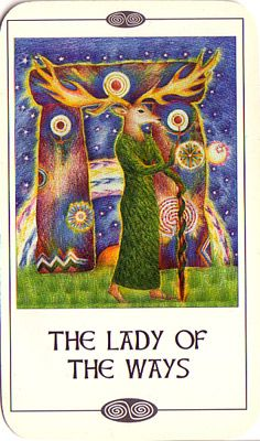 The Lady of the Ways - Elen (Celtic Shaman Pack)