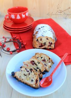 Stollen, pan dulce de Navidad típico de Alemania