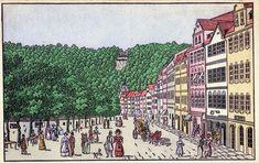 205. Unknown Artist - Wiener Werkstatte postcard