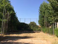 Revilla del Campo. Burgos. Pista de Bolos. Sept2016
