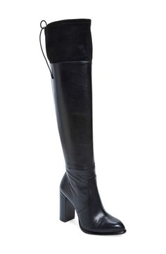 French Connection 'Calina' Over the Knee Boot (Women) available at #Nordstrom