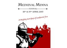 18.04.2015 - 19.04.2015 — The Mdina Medieval Festival is an annual event held in Malta's medieval capital. During the two days of the Festival, the streets and squares of Mdina come alive with re-enactments of scenes from medieval times, like the town crier, a slave market, a medieval kitchen, sword fighting, archery, and medieval tavern. There are also battles and skirmishes, magic shows, live music, falconry displays, parades, flag throwing shows, and more...