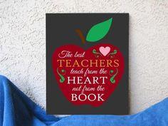 best teachers apple canvas