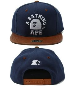 "BAPE x Starter – ""1st Camo"" Snapback Cap Collection - Freshness Mag"