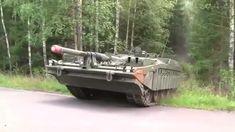Stridsvagn Strv. 103 S-Tank