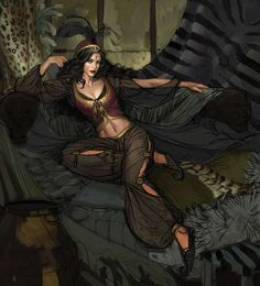 """Unbelievably cute and at the same time creepy """"Fantasy Art Girl"""", drawn by Aly Fell. Fantasy Women, Fantasy Girl, Fantasy Couples, Pin Up, Fantasy Inspiration, Character Inspiration, Character Portraits, Character Art, Fantasy Characters"""