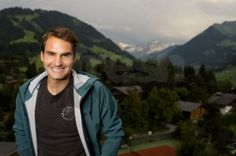 Roger Federer - Gstaad 2013