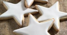 Hard, shiny glaze for decorating cookies