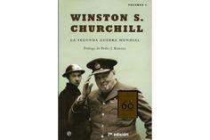 """""""La Segunda Guerra Mundial"""" Primer tomo de las memorias de Churchill que abarcan desde el comienzo de la guerra hasta el ataque alemán a Rusia. Churchill, Ww2, Baseball Cards, Sports, Books, Movies, Movie Posters, World War Two, Memoirs"""