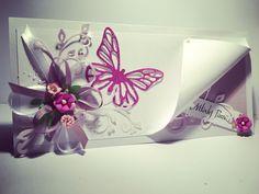 Kartka ślubna wedding card wedding handmade card