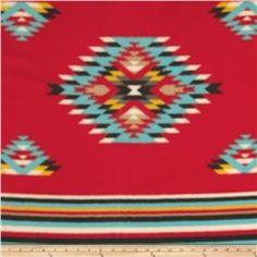 Winterfleece Apache Red