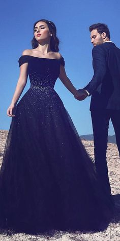 Sexy Prom Dress,Tulle Prom Dress,Elegant Ball Gown Prom Dresses,Long Evening Dress,Wedding Party Dress 222 from Fashiondressess Navy Blue Prom Dresses, Prom Dresses 2016, Black Evening Dresses, Long Evening Gowns, A Line Prom Dresses, Black Wedding Dresses, Wedding Party Dresses, Dress Prom, Evening Party