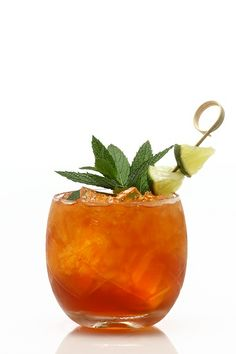 Mai Tai Rum Drink Recipe.