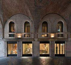 Jewelry Museum, Vicenza. www.italianways.com/the-nine-pathways-of-vicenzas-jewelry-museum/