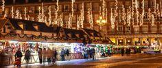 Mercado Tradicional de Navidad, en la plaza Mayor.