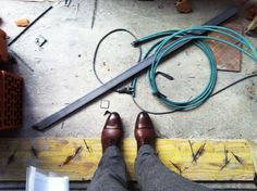 S{H}OES - Madrid Abril 2014 #estudihac #shoesworld #jmferrero
