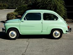 Fiat 500, 1950s Car, Fiat Cars, Maserati, Mopar, Cars And Motorcycles, Peugeot, Vintage Cars, Cool Cars