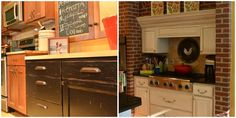 love that bricked wall around the stove, edie!  http://www.lifeingraceblog.com/2011/08/sisters-40th-birthday.html