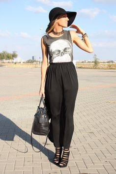 Looks con faldas largas - Trendtation
