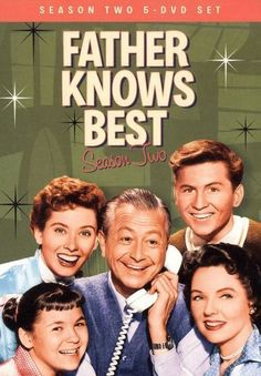 Robert Young & Jane Wyatt & Peter Tewksbury-Father Knows Best: Season 2 Father Knows Best, Mejores Series Tv, Best Kids Watches, Robert Young, John Wilson, Old Shows, Vintage Tv, Vintage Hollywood, Vintage Stuff