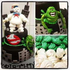 This cake would make Zachary one happy kiddo!