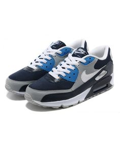 super popular 52dfc 90f38 Find Mens Nike Blue Black Air Max 90 Shoes online or in Curryshoes. Shop  Top Brands and the latest styles Mens Nike Blue Black Air Max 90 Shoes at  ...