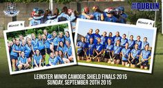 We Are Dublin BEST OF LUCK TO DUBLIN'S MINOR A AND B CAMOGIE SQUADS. - We Are Dublin