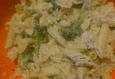 + 2 nejlepší sýrová omáčka s brokolicí