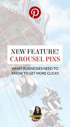 How Brands can make the most of the new Carousel Pins feature on - explained Immersive Experience, Pinterest For Business, Site Internet, Pinterest Marketing, Going To Work, Carousel, Social Media Marketing, Online Marketing, Online Business