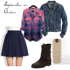 """""""Summer is Gone"""" by m-isa-bell on Polyvore"""