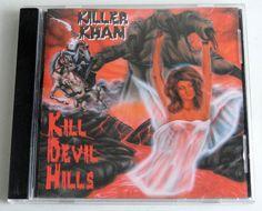Killer Khan - Kill Devil Hills (CD,1999, Indepententlyby the Band, Original) #PowerProgressiveMetal