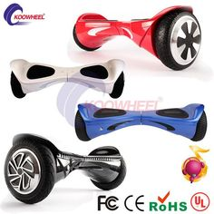 6.5inch or 8inch2 Wheel Smart Balance Electric Scooter Hoverboard Motorized Skateboard Standing Skate Hover Board Adult Scooter