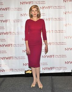 Christine Baranski Photos - New York Women In Film & Television Awards - Zimbio