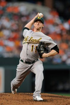 jarrod parker oakland athletics
